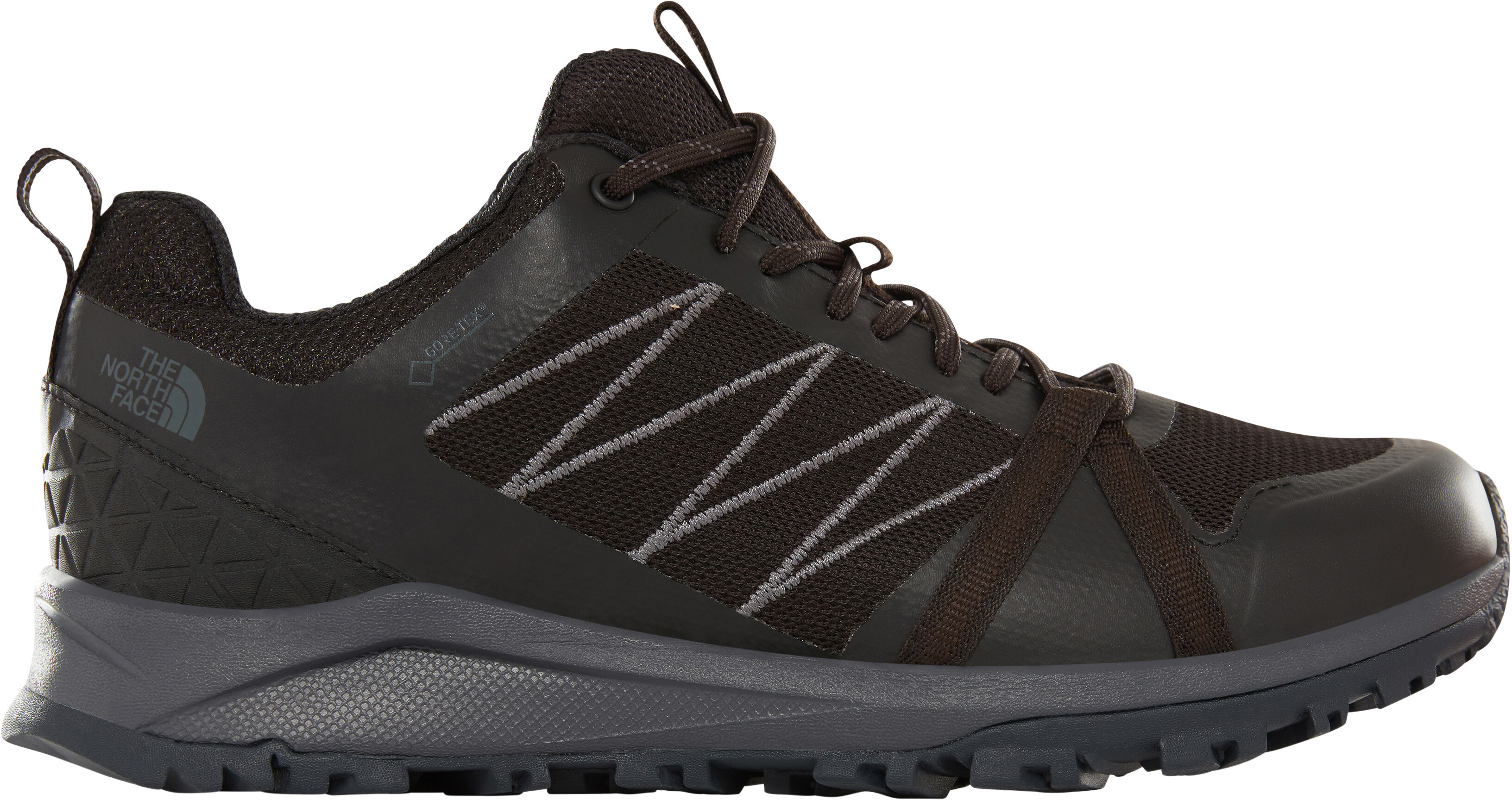 niskie ceny oficjalne zdjęcia Data wydania The North Face Litewave Fastpack II GTX Shoes Women tnf black/ebony grey